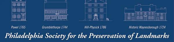 Philadelphia Society for the preservation of Landmarks